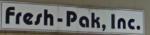 Fresh-Pak, Inc.