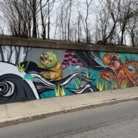 Springwells St & Chamberlain St, Detroit